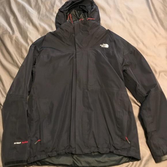 The North Face Jackets Coats The North Face Hyvent Alpha Jacket Poshmark